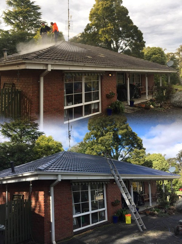 Roof Restoration Geelong - Tile Roof