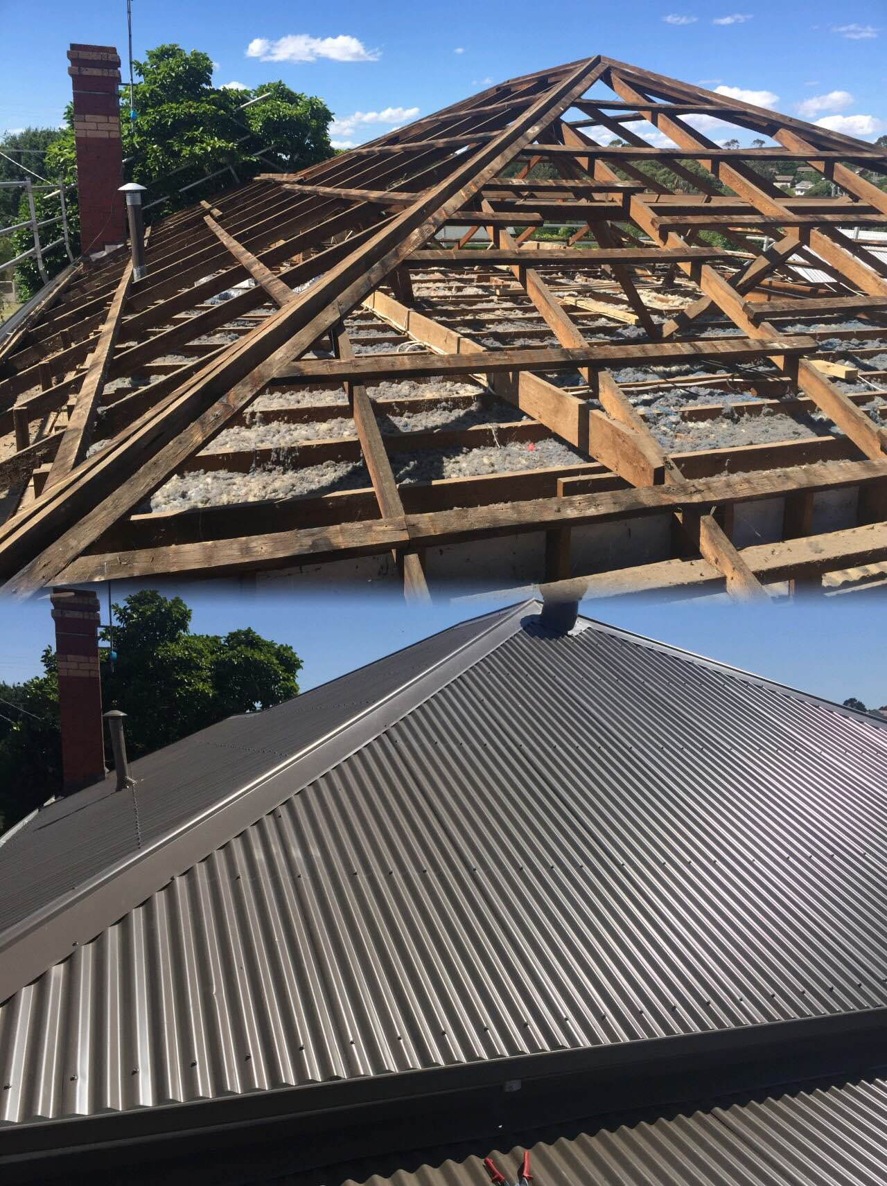 roof replacement Geelong